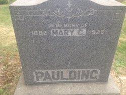 Mary G. <i>Kelly</i> Paulding
