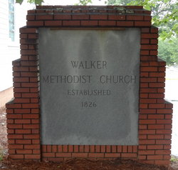 Walker United Methodist Church Cemetery