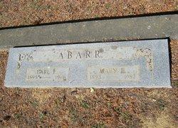 Earl Lewis Abarr, Sr