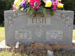 Thelma E. <i>Fish</i> Breedlove