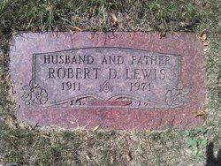 Robert Donald Bob Lewis