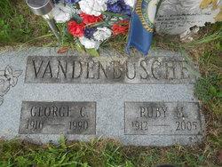 Ruby Margaret <i>Briggs</i> Vandenbusche