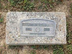 Alta Oma <i>Brock</i> Allman