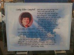 Cathy Ellen Campbell
