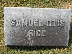 Samuel Otis Bice