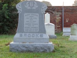 Fanny <i>Cohen</i> Brooks