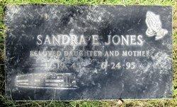 Sandra Elaine Jones