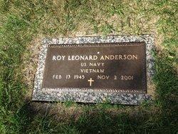 Roy Leonard Anderson