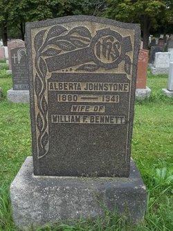 Alberta <i>Johnstone</i> Bennett