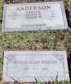 Leona R. <i>Walling</i> Anderson