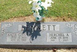 Kate T. Katie <i>Givens</i> Bennett