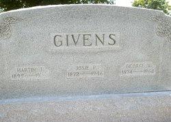 Martin James Givens