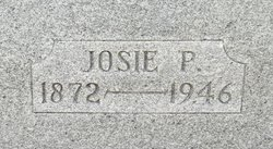 Josephine Pauline Josie <i>Briscoe</i> Givens