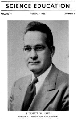 Dr John Darrell Barnard