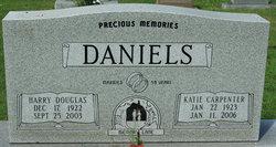Harry Douglas Daniels