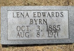 Lena <i>Edwards</i> Byrn