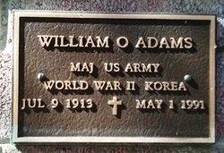 William Oscar Adams