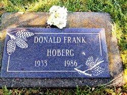 Donald Frank Hoberg