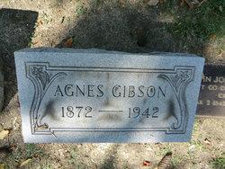 Agnes <i>Revie</i> Gibson