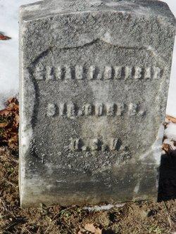 Pvt Elias F Dunbar