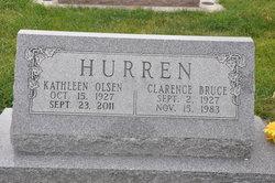 Clarence Bruce Hurren