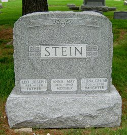 Leona Mary <i>Stein</i> Grubb