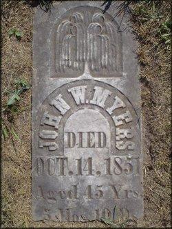 John Wilkinson Myers, Jr