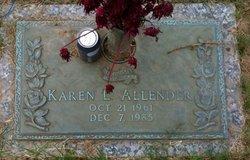 Karen Lynn <i>(Carte)</i> Allender