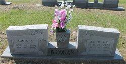 Mattie May <i>Brooks</i> Bragan