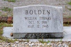 William Thomas Bolden, Jr