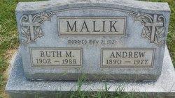 Ruth <i>Morris</i> Malik