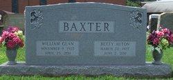 Betty Ruth <i>Auton</i> Baxter