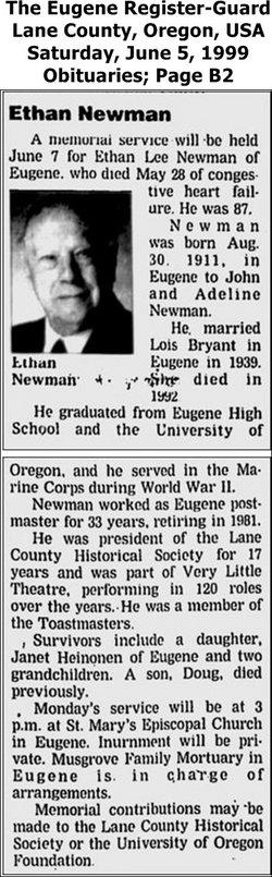 Ethan Lee Newman