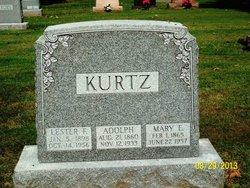 Mary Elizabeth <i>Grasser</i> Kurtz