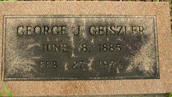 George Joseph Geiszler