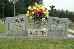 Bill R Austin