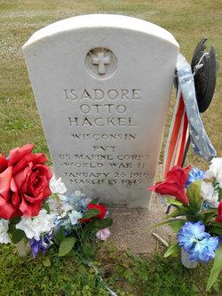 Isadore Otto Hackel
