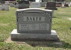 Elanora LaVone Baker