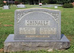 Frances <i>Whitt</i> Shinault