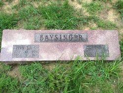 Permelia Grace <i>Gunkel</i> Baysinger