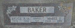 Bruce A. Baker, Sr