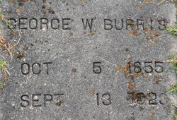 George W Burris