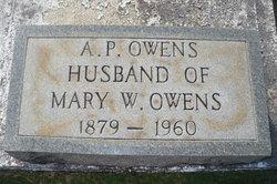 Arthur Paul A P Owens
