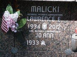 Lawrence E. Malicki
