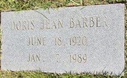 Doris Jean Barber