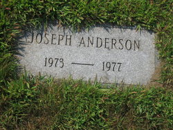 Joseph Richard Joey Anderson