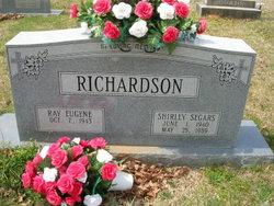Shirley <i>Segars</i> Richardson