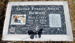 Taylur Fressy Adell DeWolf