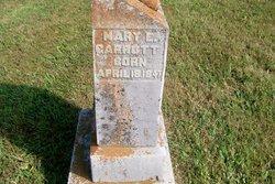 Mary Ellen <i>Baker</i> Garriott