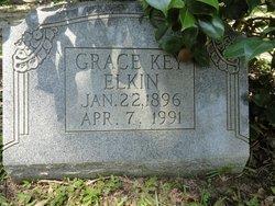 Grace <i>Key</i> Elkin